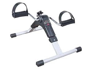 Drive Medical 10273KDR Pédalier d'exercices avec affichage numérique