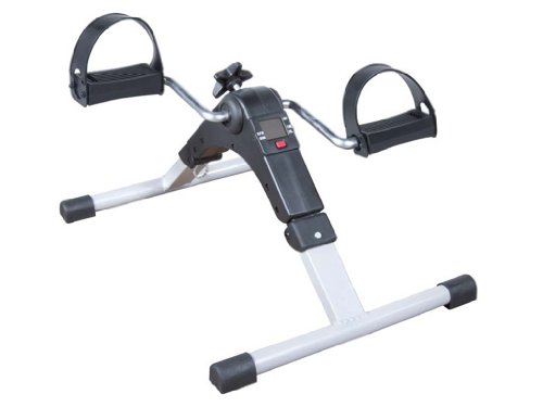 Drive Medical Pedal Trainer, silber-schwarz