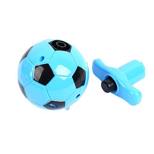 Quaan Lustige LED beleuchten kleines Fußballspielzeug Zappeln Stress Relief Gift Gyroscop Toy Kinderspielzeug Geburtstagsgeschenk