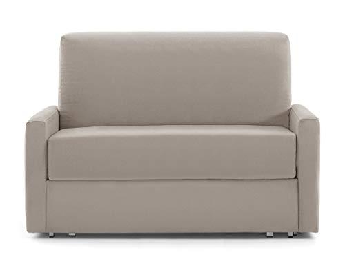 Vida de hogar - Sofá 2 plazas Extensible ANTAX 92x82x49,5x136 cm Cerrado...