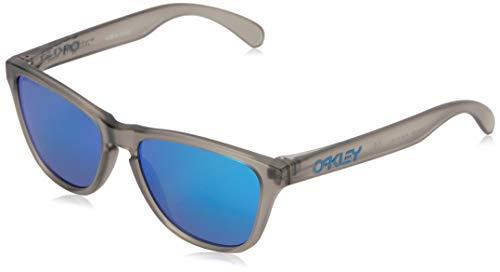 Ray-Ban Herren 0OJ9006 Sonnenbrille, Schwarz (Matte Grey Ink), 53