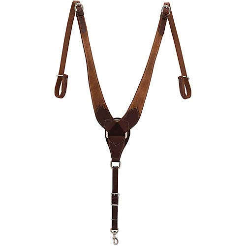 Canyon Collection (Weaver Leather Rough Out Oiled Canyon Rose Collection, Unisex-Erwachsene, Rough Out Oiled Canyon Rose Pulling Breast Collar, Canyon Rose, Average Horse)