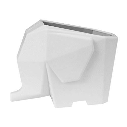 Zartk Productos de Almacenamiento doméstico Viveros Macetas Geometría innovadora Linda Forma de...