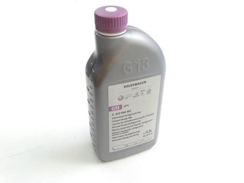 Preisvergleich Produktbild Original Volkswagen Audi Kühlerfrostschutz Frostschutz Fertigmischung G13 bis -25 Grad