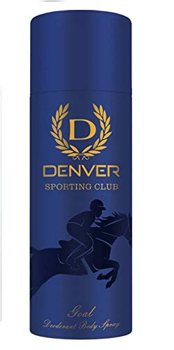 DENVER SPORTING CLUB GOAL DEODORANT BODY SPRAY