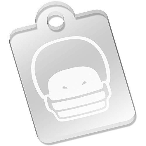 Azeeda 'Amerikanisch Fußball Helm' Schlüsselanhänger (AK00056699)
