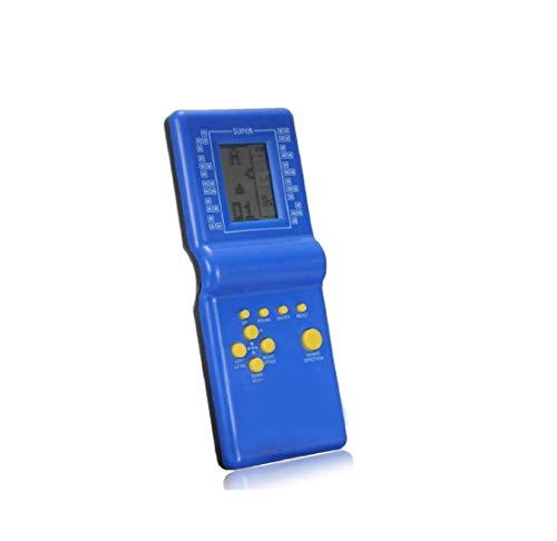 Nshiva Kid's Brick Game 9999 in 1 Video Game (Minimum Age 3 yrs) (Blue)
