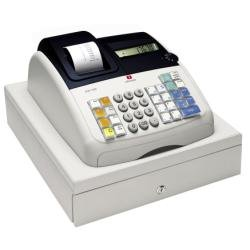 OLIVETTI B5369000 Registrierkasse ECR 7100, grau