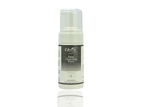 Develle Reinigungsschaum 100 ml. I Reinigungsmousse zur Gesichtsreinigung I Cleansing Foam