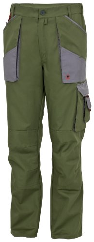 arbeitshose-proverde-461-0-300-54-work-trousers-65-cotton-35-polyester-tick-protective-clothing-oliv