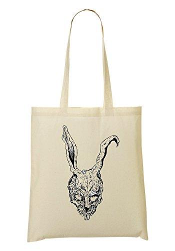 Rabbit Head Tragetasche Einkaufstasche ()
