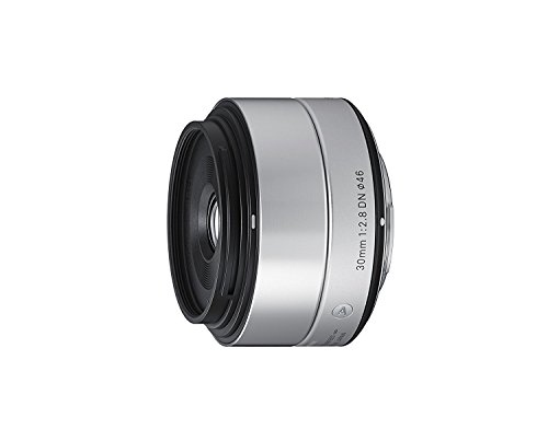 Silver , Micro Four Thirds : Sigma 30mm F2.8 Ex Dn Art (silver) For Micro 4/3