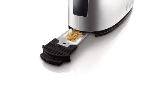Philips HD2698/00 Toaster (7 Bräunungsstufen, Auftauen, Rösten, Aufwärmen) -