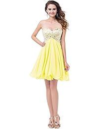 Gorgeous Bride Beliebt Nachlasse Empire Mini Damen Abendkleid Partykleid Ballkleid