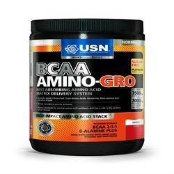 USN BCAA Amino-Gro Orange 300g x 1 from USN