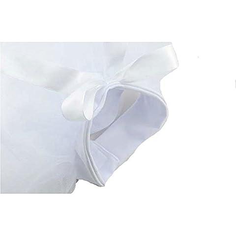 DAYAN Foto trajes bebé falda del tutú mini falda de encaje de flores niña vestido de diadema