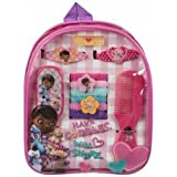 Disney 10 Piece Doc Mcstuffins Hair Accessory Backpack