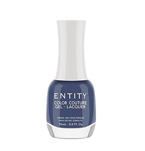 Entity Color Couture Gel-Lacquer - Bolero Blue - 15 ml/0.5 oz -