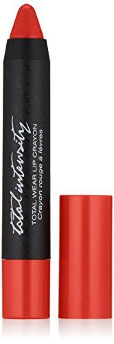 Total Intensity Total Wear Lip Crayon, Girl On Fire 2.5 g
