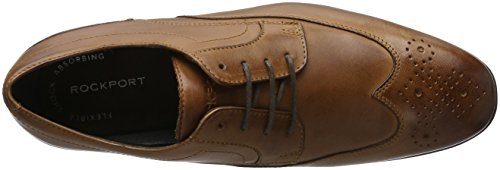 Rockport Herren Sc Wingtip Derby Braun (Brown Le)