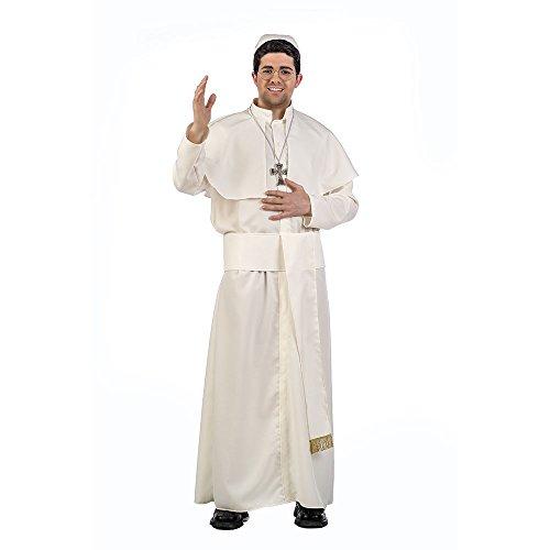 üm Papst Klerus, Größe M (ma427) ()