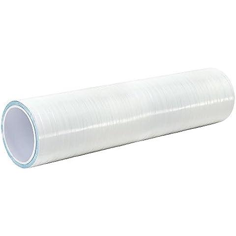 3 M TapeCase 9-5- 8810 8810 Bianco 3 m di polimero acrilico adesivo conduttore-Nastro a trasferimento termico, 0,03 (0,01 spessore cm, lunghezza 5 m, larghezza 22,86 (9 cm - 3 A Trasferimento Termico Bianco
