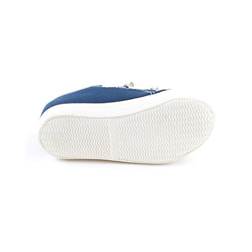 Baskets Garvalin bleu 142635A Bleu