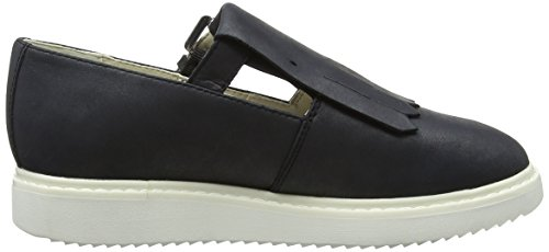 Geox Damen D Thymar D Strap Schuhe Schwarz (Blackc9999)