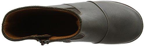 Art Damen Zundert Stiefel Grau (Memphis-wax Humo)