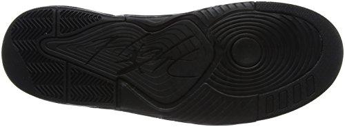 Nike Jordan Flight Origin 4, Chaussures de Basketball Homme Noir (Black/gym Red 002)