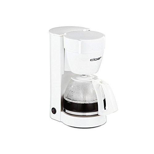 Cloer 5011 Kaffeeautomat in weiß