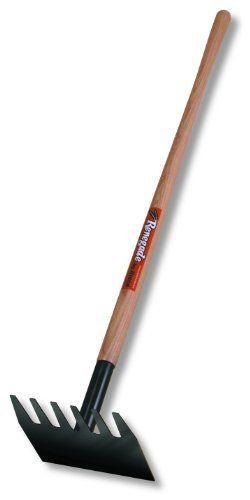 Hisco HIMCT-W Renegade McLeod Fire and Trail Tool with 48 Ash Wood Handle by Hisco (Trail-tools)