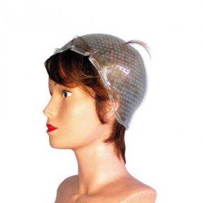 bonnet a meches silicone