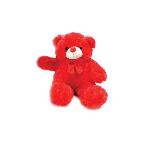 Agnolia Perfect Gift Red lovely Teddy 70 CM with Love Red heart 30 Cm