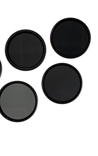 SHOPEE BRANDED 58MM NEUTRAL DENSITY ND FILTER 2/4/8/16 KIT FOR CANON REBEL (T5i T4i T3i T3 T2i T1i XT XTi XSi SL1), CANON EOS (700D 650D 600D 550D 500D 450D 400D 350D 300D 1100D 100D 60D 1150D 1200D 1300D 18-55MM LENS 55-250MM LENS with 4pocket carry pouch  available at amazon for Rs.299