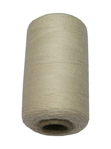 b2q Reih Hilo Cuaderno Hilos 100% algodón 20g Marfil (9948)