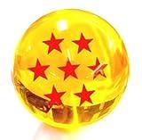 DragonBall Z - Kristall Kugel 7 Stern mit Geschenkbox Seven STAR