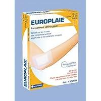 Pflaster Chirurgenstahl selbstklebend steril 5x 7cm/Boite de 5 preisvergleich bei billige-tabletten.eu