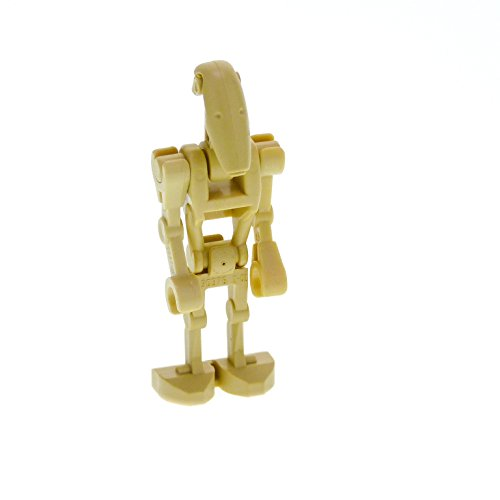 LEGO Star Wars 1 x Battle Kampf Droide Figur beige Droid 7204 3343 (Star Wars Kampf)
