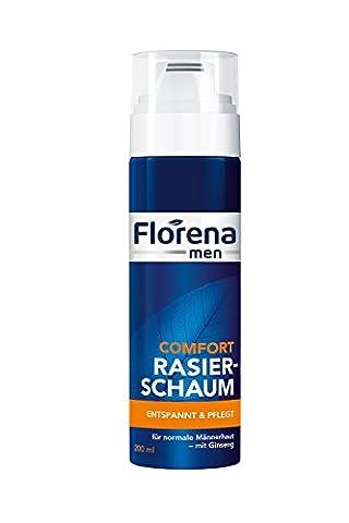 Florena Men Comfort Rasierschaum, 200ml