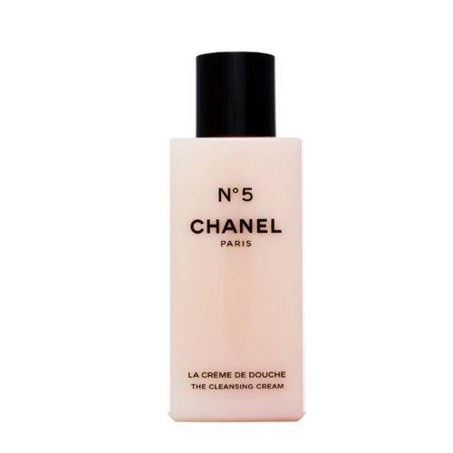 Chanel Für Parfum Frauen, (Chanel No, 5 Showergel Cleasing Cream, 1er Pack, (1x 200 ml))