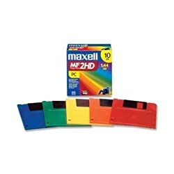 Maxell 1.44MB Floppy Disk
