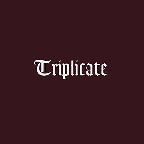 Triplicate (Deluxe Limited Edition Lp) [3 LP]