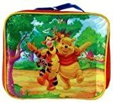 Disney Lunch Bag - Winnie The Pooh and Tigger Best Friends
