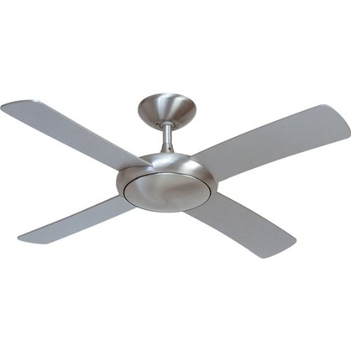 31qtSUOsAVL. SS500  - Fantasia Orion Ceiling Fan 44in Brushed Alu with Remote