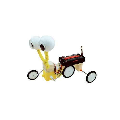 awler-Werkzeug-Set Creeping Roboter Assembly Spielzeug Educational DIY Robotik Kits Funny Kids Kinder Craft Spielzeug ()