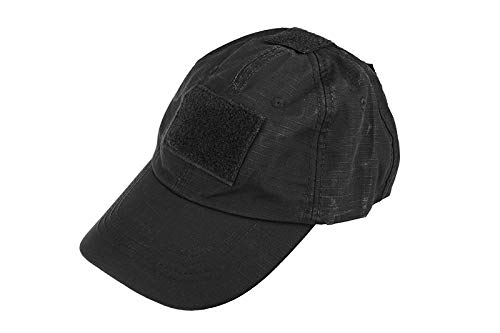 The Mercenary Company Tactical Operator Cap, schwarz -