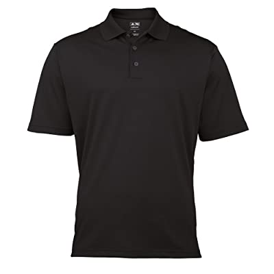 Adidas Golf Climalite Mens Pique Polo Shirt