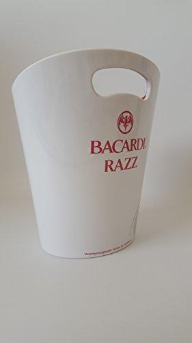 Bacardi RAZZ Flaschen Kühler Eiseimer, Ice Bucket