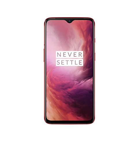 OnePlus 7 (Red, 8GB RAM, 256GB Storage)
